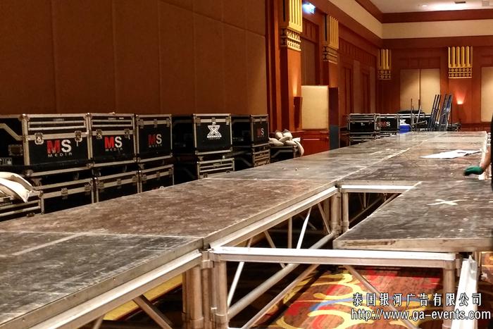 泰國活動舞臺設備出租
