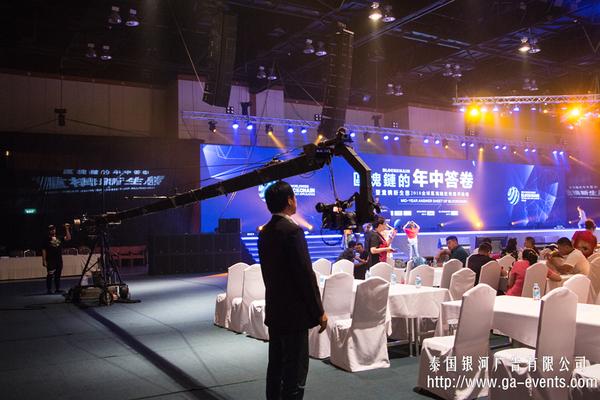 泰国会展活动摄影摄像服务