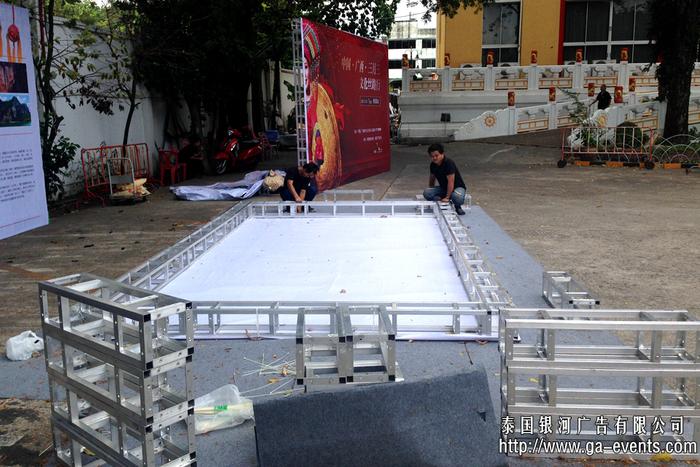泰國舞臺設備租賃