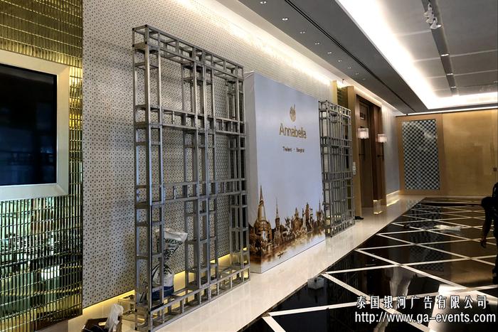 泰国舞台设备租赁-泰国展架租赁-泰国桁架围栏租赁:泰国银河广告有限公司